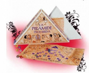 la pirámide prihibida