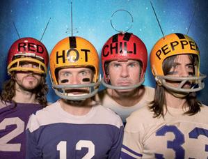 Red hot Chili peppers se fundó el 6 de enero de 1983