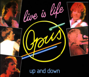 opus, life is live