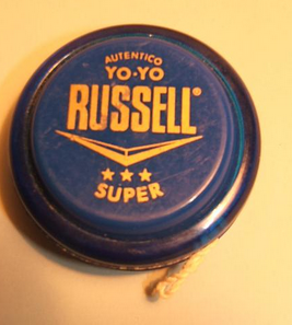 yo yo Russel 3 estrellas