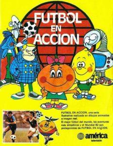 Fútbol en acción la serie del Mundial 82